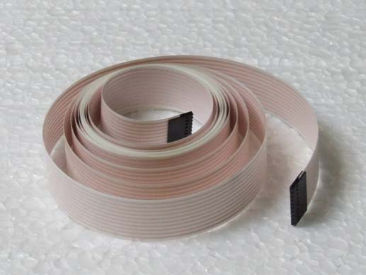 Steering wheel ribbon cable