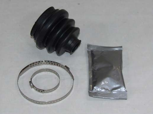 Drive shaft cv joint rubber boot kit