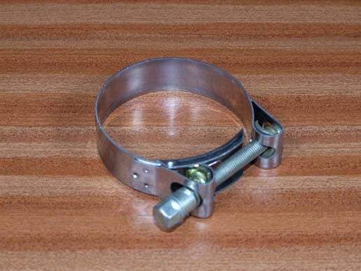 Exhaust band clamp 55 to 59 mm